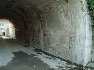 Túnel de Uxes